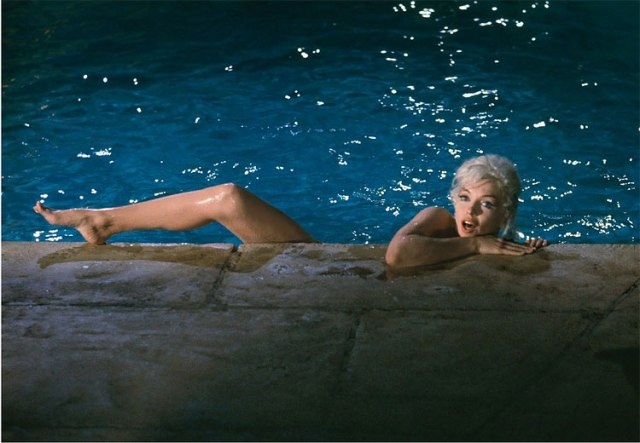 Marilyn Monroe por Lawrence Schiller